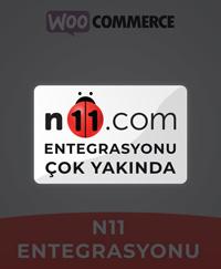 woocommerce n11 entegrasyonu